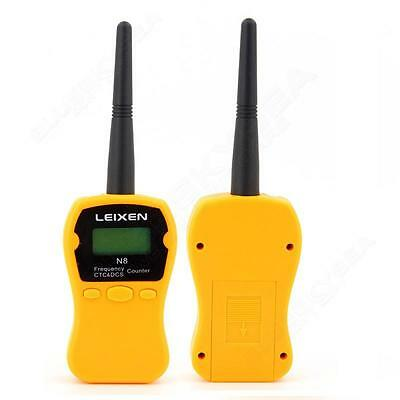LEIXEN N8 1-1000MHz CTC/DCS Frequency Counter Meter for Mobile Radio Transceiver
