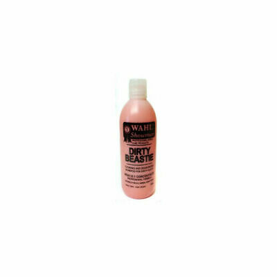 Wahl Concentrated Dirty Beastie Shampoo - Health & Hygiene - Dog & Cat - Shampoo