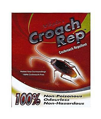 Pack of 5 Mikado's Cockroach RepelleNT Organic, Non-Poisonous 5 Cubes Best PRICE