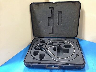 Olympus If8C5-10 Fiberscope With Case Borescope Used (7E)