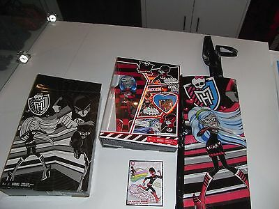 Monster High DEAD FAST GHOULIA YELPS Comicon Exclusive