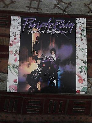 Prince & The Revolution - Purple Rain - Lp 33 Giri Disco In Vinile - Musica -