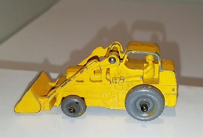 Matchbox Lesney WEATHERILL HYDRAULIC EXCAVATOR 24 B1 ~ Made in England in 1959