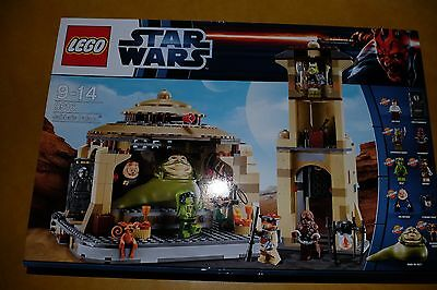 Lego Star Wars- Jabba's Palace n° 9516-Neuf-New-