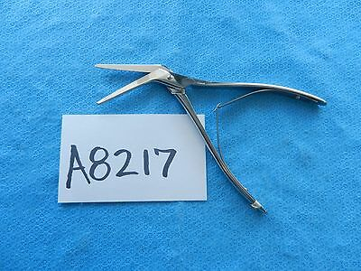 Storz Surgical ENT 8-1/2in (21.5cm) Jackson Nasal Scissors N5310