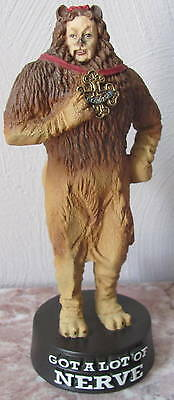 Wizard of Oz Cowardly Lion Figurine - Warner Brother Exclusive