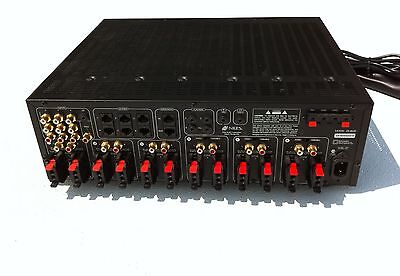 Niles ZR4630 Multizone Home Audio Receiver/Amplifier FULLY TESTED with Free S&H