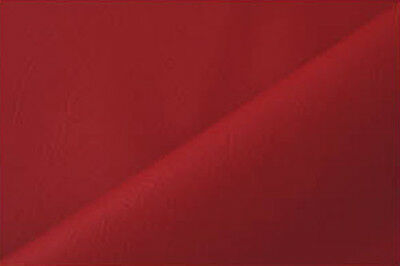 red vinyl upholstery faux leather fabric auto car seat cover interior DIY 1yd