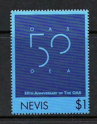 Nevis Mnh 1998 Sg1236 50Th Anv Of Organisation Of American States