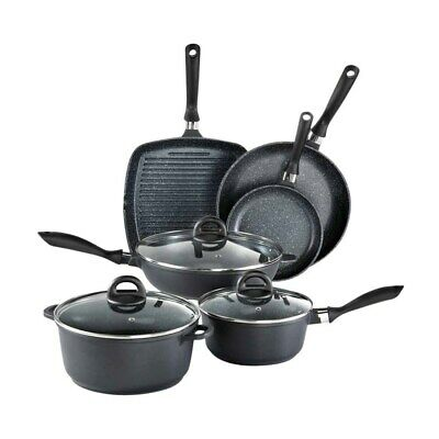 New Baccarat Stone Cookware Set 6 Piece