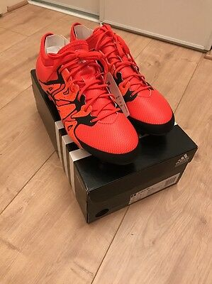 Adidas X 15.1 SG Taille 40 2/3 Size 7 1/2 Football