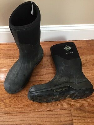 CLC rubber muck boots mens 13 Barely Worn • $24.99 - PicClick
