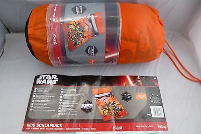 Disney Star Wars Rebels Kids Sleeping Bag NEW Sleeping Sack Camping Sleepover