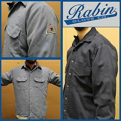 FR Work Shirts! Great Condition! - Workrite - Flame Retardant ALL SIZES