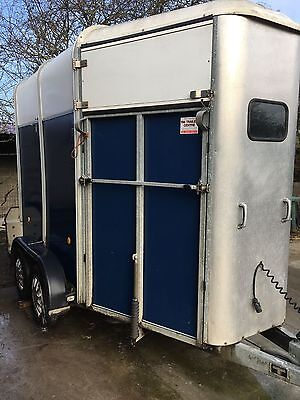 Ifor Williams2006 Hb505BlueHorse Trailer