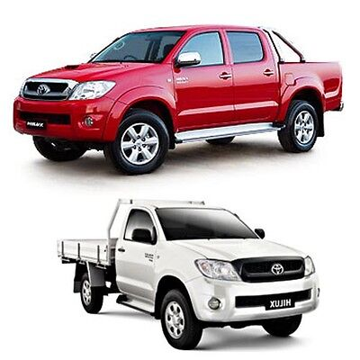 Toyota Hilux 2004-2015 Workshop Service Repair Manual