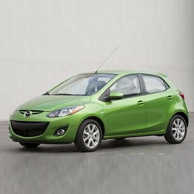 Mazda 2 Demio DE 2007-2014 Workshop Service Repair Manual