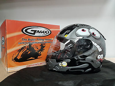 Brand New G-Max Full Face Helmet | Slimed Tc5 | Youth Size Large |