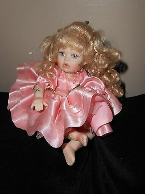 Marie Osmond Tiny Tots Doll - See Video   Shows Exact Doll