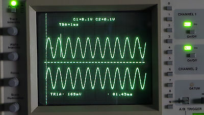 Gould 400Ms/sec 100MHz Oscilloscope (DSO) 4072