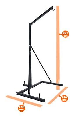 New Boxing Stand Holds up-to 50kg Boxing Bag Home Gym MMA Boxing