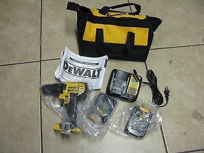 "DeWALT 1/2"" Compact Drill/Driver Kit - 20v MAX Lithium Ion - Model DCD780C2"
