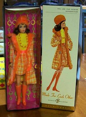 Made For Each Other Barbie - Gold Label - Mattel 2006 - NEW