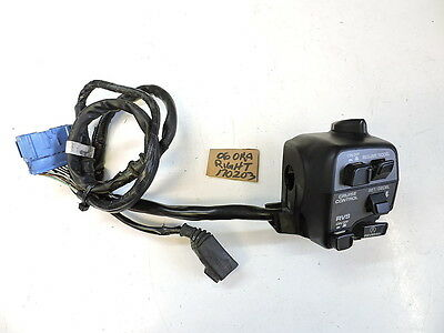Honda Goldwing Gl 1800 Gl1800 Handle Control Switch Right Starter Stop 06-16