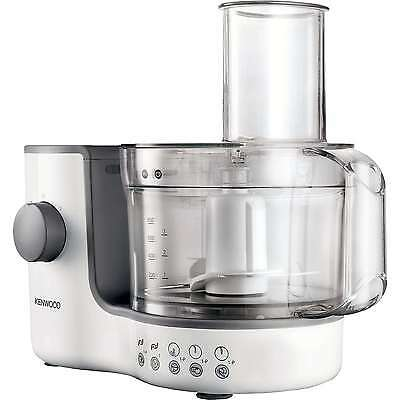 Kenwood FP120 Compact Food Processor 1.4 Litre 400W - White with 10 Functions