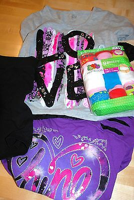 12 PC Lot of Girls Clothing Sz 12-14 New & Pre-Owned