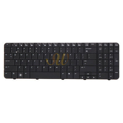 Laptop Notebook Keyboard for HP Compaq CQ60 G60 496771-001 US Black