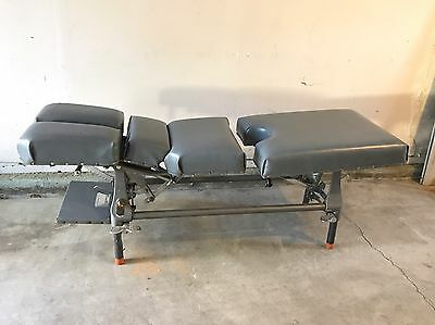 Vintage Zenith Stationary Chiropractic Table