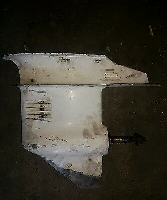 25hp 35hp Johnson evinrude outboard motor gearbox warranty