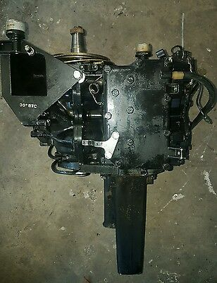 20hp 25hp evinrude johnson outboard motor power head