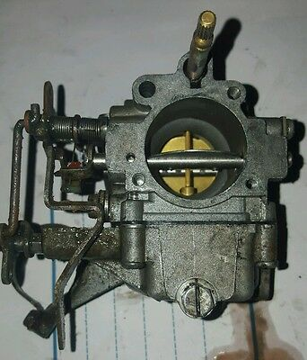 35hp Evinrude johnson outboard motor Carburetor carby