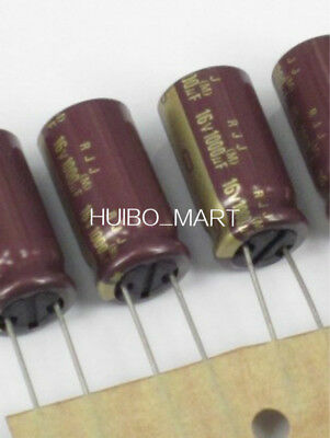 30pcs Panasonic FR 270uF 50V 270mfd 10X20mm low ESR electrolytic capacitor 105℃