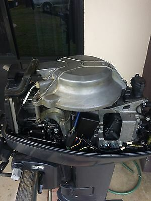 Yamaha 20 Hp Outboard Motor Good Condition Serviced With Warranty