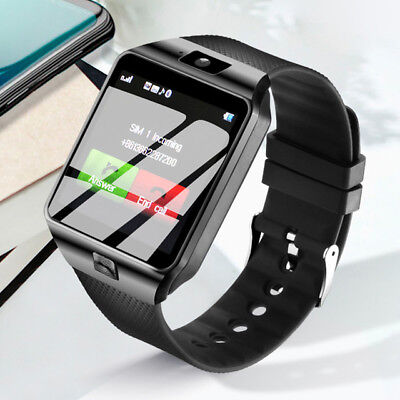 Cawono 4 Color DZ09 Smart Watch GSM SIM Card for Android iPhone Samsung Phone