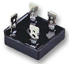 Diodes - Bridge Rectifiers - BRIDGE RECTIFIER 15A 50V