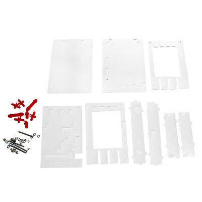 New Clear Acrylic Case Shell Housing for DSO138 2.4inch