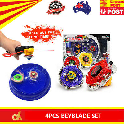 4PCS/SET Beyblade Arena Spinning Top Metal Fight Beyblad Beyblade Metal Fusion C