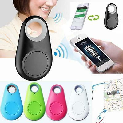 Smart Finder Bluetooth Tracer Pet Child GPS Locator Tag Alarm Wallet Key 2017 CB