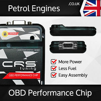 Crs Tuning - Petrol Performance Chip Power Tuning Box (0Obd) - Jaguar