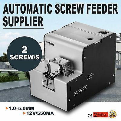 Automatic Screw Feeder Supplier 1.0-5.0mm Fast Ship Top NEWEST MODERN TECHNIQUES