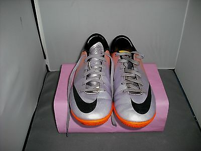 Boys Nike Mercurial astro turf football shoes boots size 2