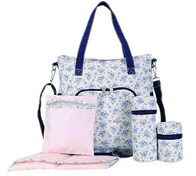 Skinly Floral Summer Style Baby Change Bag