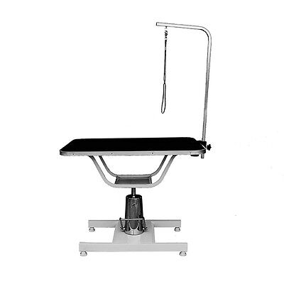 Hydraulic Grooming Table Graded Stock Table 52