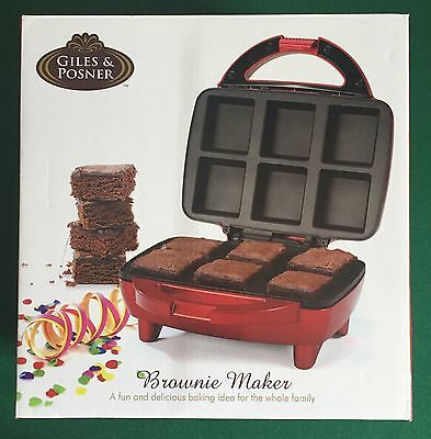 Giles & Posner EK1528 Giles and Posner Brownie Maker