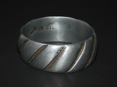Best African jewelry vintag Amazigh Berber tribe Small wrist Bangle, MOROCCO