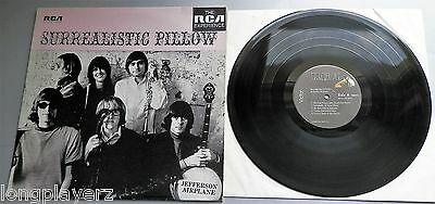 Jefferson Airplane - Surrealistic Pillow USA 1980 RCA LP